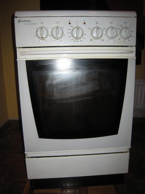 Se vende cocina vitrocer mica edesa efficient 148739 for Cocina vitroceramica electrica