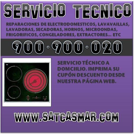 900 901 075 servicio tecnico indesit barcelona