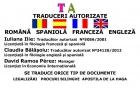 Traducciones autorizadas rumano-español (Arganda del Rey, Fuenlabrada, Madrid Capital) - mejor precio | unprecio.es