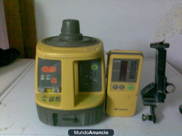 Se vende nivel laser autonivelante topcon rl vh3d mejor - Precio nivel laser ...