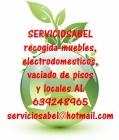 RECOGIDA DE MUEBLES EN MADRID - mejor precio   unprecio.es
