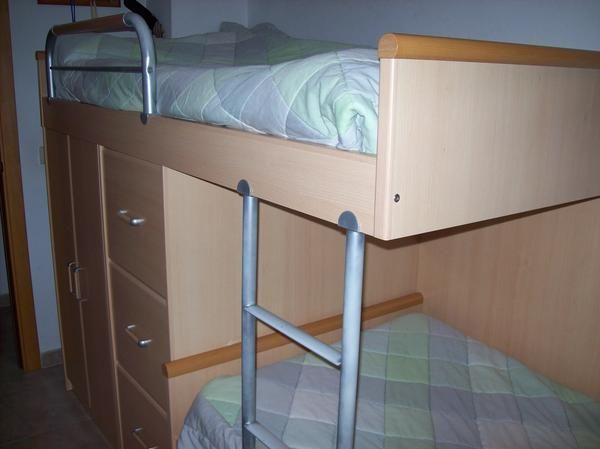 Dormitorio doble juvenil mejor precio - Dormitorio juvenil doble ...