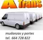 Portes, mini-mudanzas economicas - mejor precio | unprecio.es