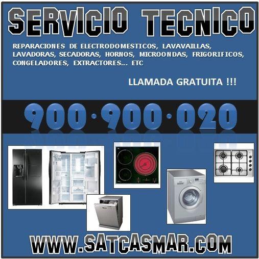 Servicio tecnico, crolls 900 901 074 barcelona