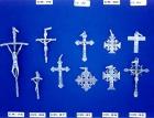 cruces-cristos en oro y plata - mejor precio | unprecio.es