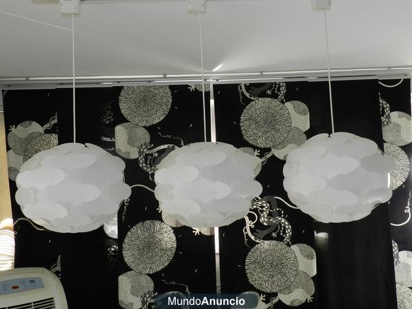 Lamparas techo ikea solucion sin o con toma mejor precio - Lamparas ikea precios ...