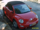 volkswagen New Beetle Cabrio - mejor precio | unprecio.es