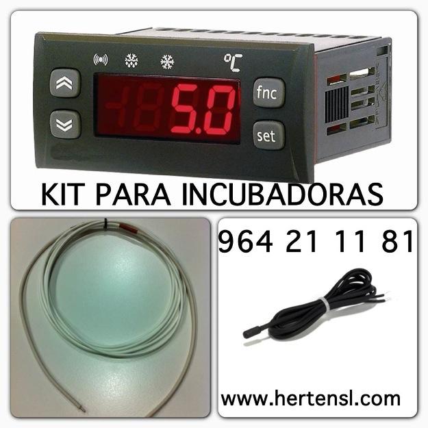 Resistencia de calentamiento y termostato digital especial - Termostato digital precio ...