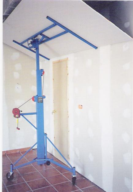 Elevador de placas de pladur mejor precio - Elevador placas pladur ...