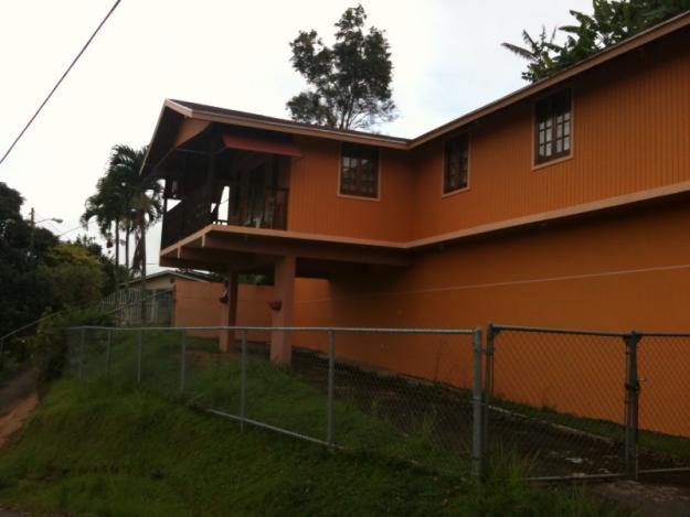Puerto rico casa de campo madera y cemento area pribada - Casas de cemento y madera ...