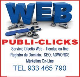 Diseño paginas web 90€ todo incluido