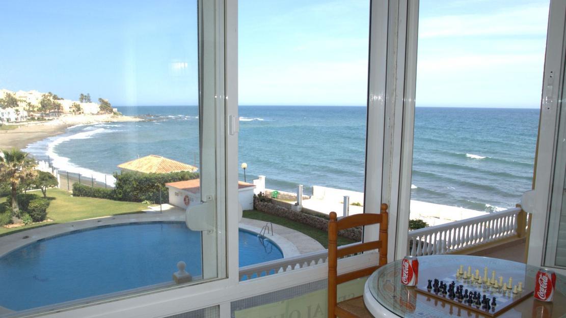 Estudio en 1 l nea de playa entre fuengirola y marbella - Estudios en marbella ...