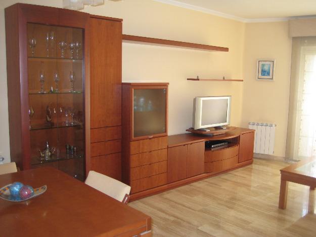Mueble librer a de sal n de 4 m dulos 202575 mejor for Modulos muebles salon