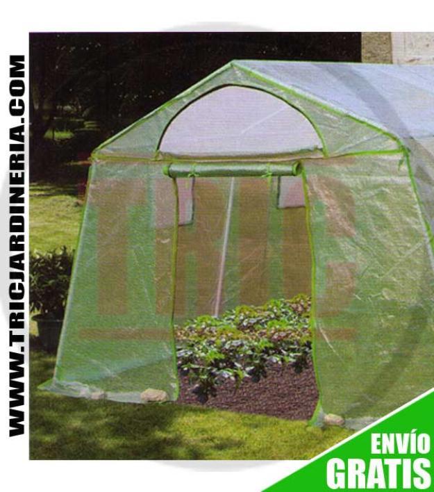 Invernadero para huerto y jardin nuevo mejor precio - Huerto y jardin ...