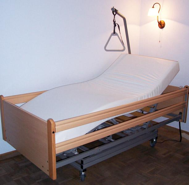 Cama hidraulica ortopedica en perfecto estado mejor for Cama ortopedica