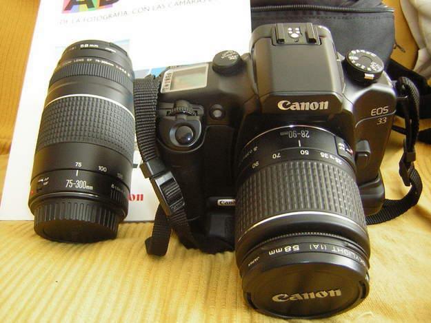 Equipo Canon