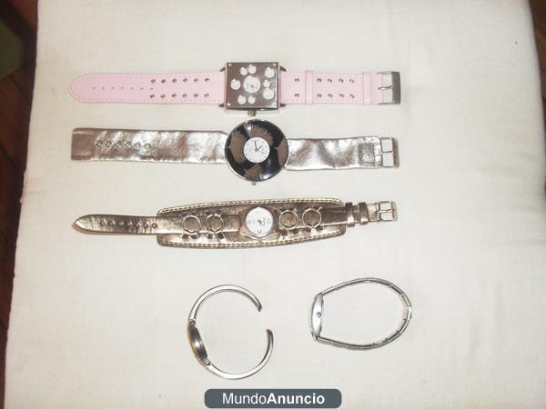 Relojes pendientes y anillos mejor precio Compro oro villena