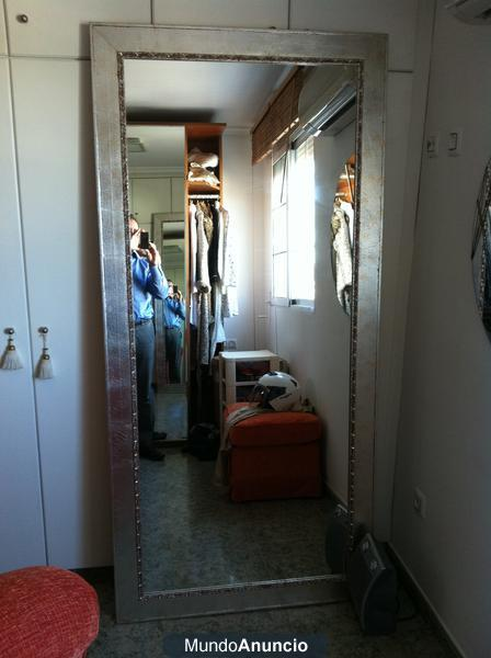 Vendo espejo 349430 mejor precio for Espejo cuerpo entero precio