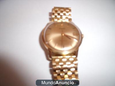 Reloj Omega Geneve en Oro de 18 K