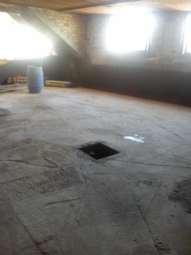 Alquiler trastero y garaje 80 m2 200€