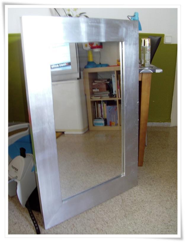 Espejo de grandes dimensiones mejor precio for Espejos grandes precios