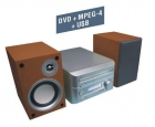 HOME CINEMA - Microcadena AIRIS con DVD y USB -  NUEVO - mejor precio | unprecio.es