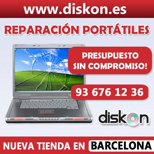 Reparaci n port tiles tienda barcelona for Reparacion de portatiles en barcelona