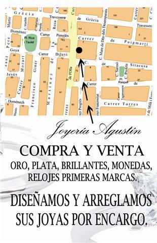 COMPRA VENTA DE ORO,PLATA,Y RELOJES 932196790