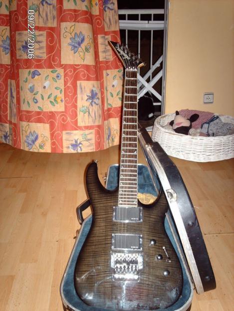 guitarra jackson dkmg personalizada