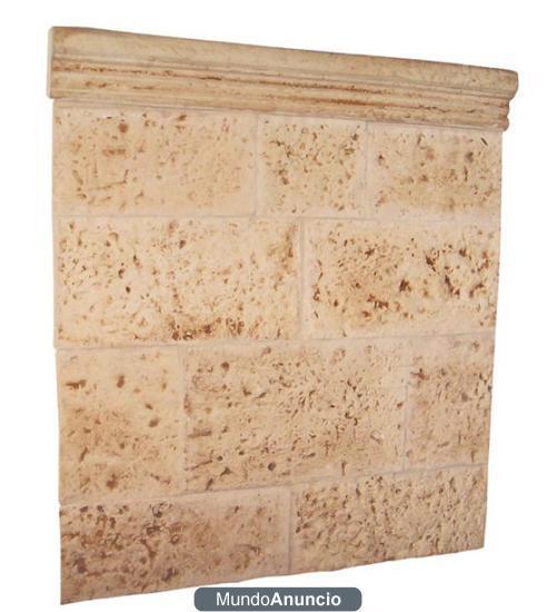 Piedra artificial 286912 mejor precio for Precio revestimiento piedra