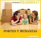 Portes economicos madrid (65:4600(847)  (fletes, trans-portes…) - mejor precio | unprecio.es