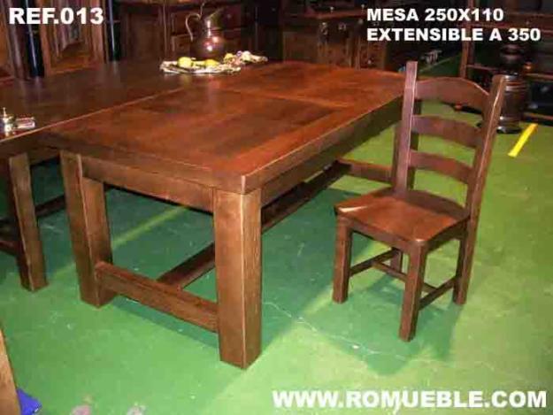 Muebles antiguos y muebles rusticos mejor precio for Compra de muebles antiguos madrid