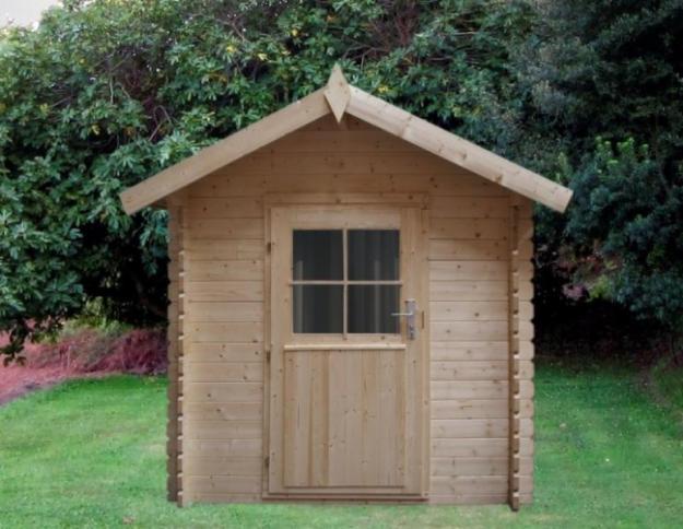 Caseta de jardin 379935 mejor precio - Casetas de madera infantiles ...