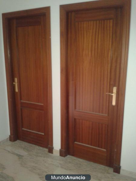 Puertas de paso interior de alta calidad en sapelly Precio puertas de paso