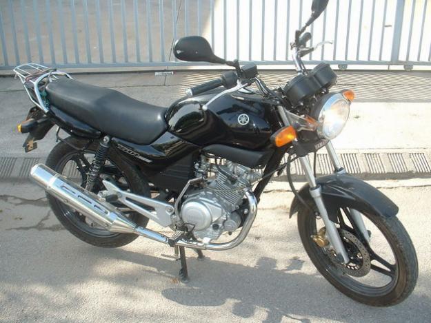Yamaha YBR 125cc. año 2005