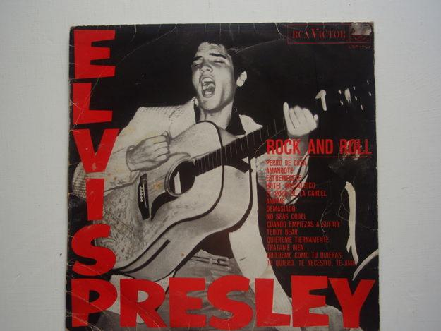 ELVIS PRESLEY EN ESTADO PURO.VINILO (1968)