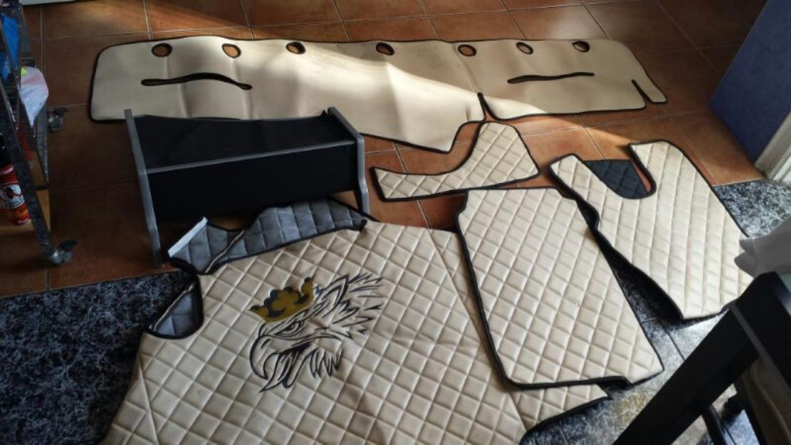 Se vende tapizado para scania serie 4 mejor precio for Precio abogado clausula suelo