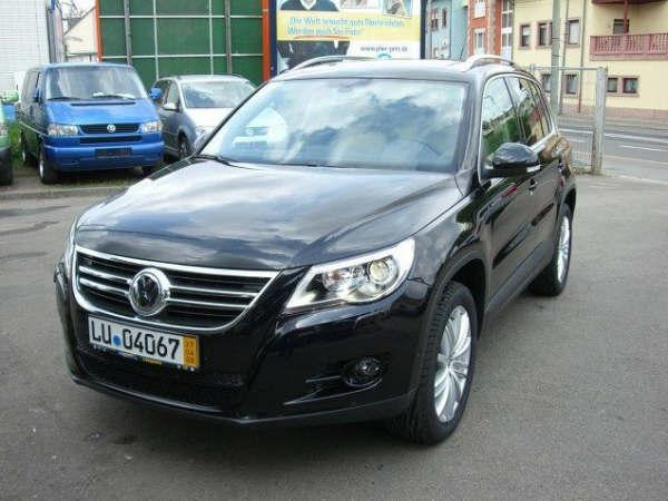 volkswagen tiguan 2 0 tdi 140 cv 2007 negro 21000 km euro 1218942 mejor precio. Black Bedroom Furniture Sets. Home Design Ideas