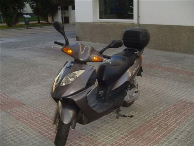 Scooter Daelim NS 125 DLX