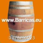 Barricas, Tienda de barricas, barricas segunda mano - mejor precio | unprecio.es