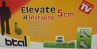 PLANTILLAS ELEVADORAS DE SILICONA. 5 ALTURAS. UNISEX - mejor precio | unprecio.es