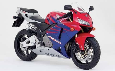 VENDO MOTO CBR RR 600