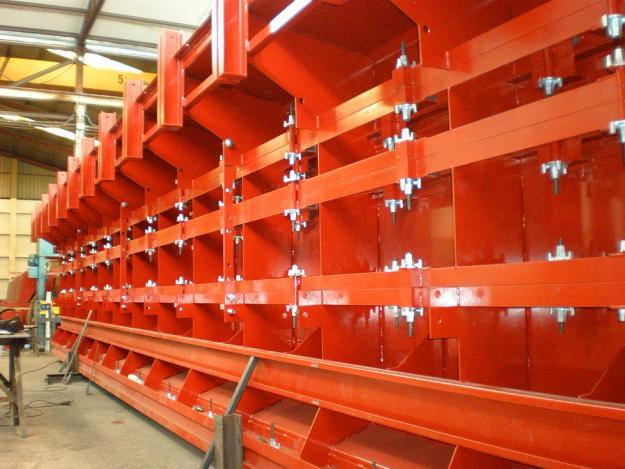Coalca moldes para prefabricados de hormig n mejor for Prefabricados de hormigon precios