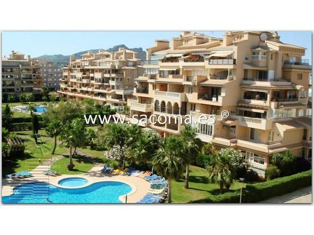 Mallorca sa coma apartamento con piscina 39 apartamentos for Alquiler pisos sa coma