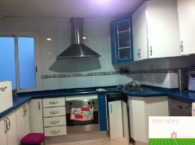 Piso 4 dormitorios 3 ba os 0 garajes buen estado en - Cuartos de bano sevilla ...