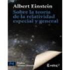 Sobre la teoría de la relatividad especial y general - mejor precio | unprecio.es
