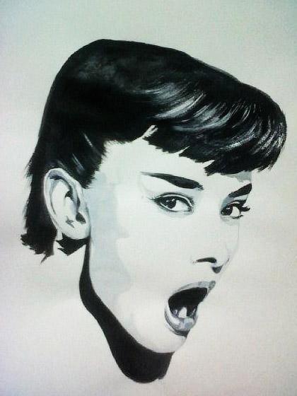 Anna Gimenez - Retratos Clásicos / Estilo Pop Art e ilustraciones por encargo