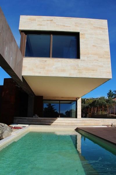 Casa en torrelodones 1467909 mejor precio for Piscina torrelodones