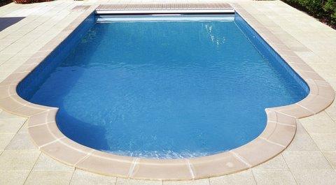Oferta casco piscina de poliester 6x3 124812 mejor for Piscina estructural grande oferta precio