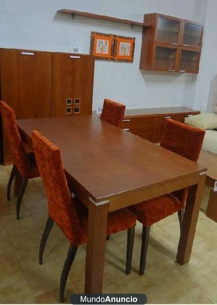 Comedor chapa mesa 4 sillas mesita liquidaci n for Liquidacion mesas sillas jardin